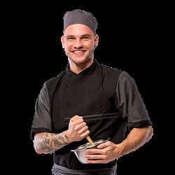 Kuchařská BANDANA