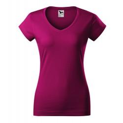Tričko FIT V-NECK dámské